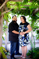 Ana & Nick. Monterey Maternity Session.